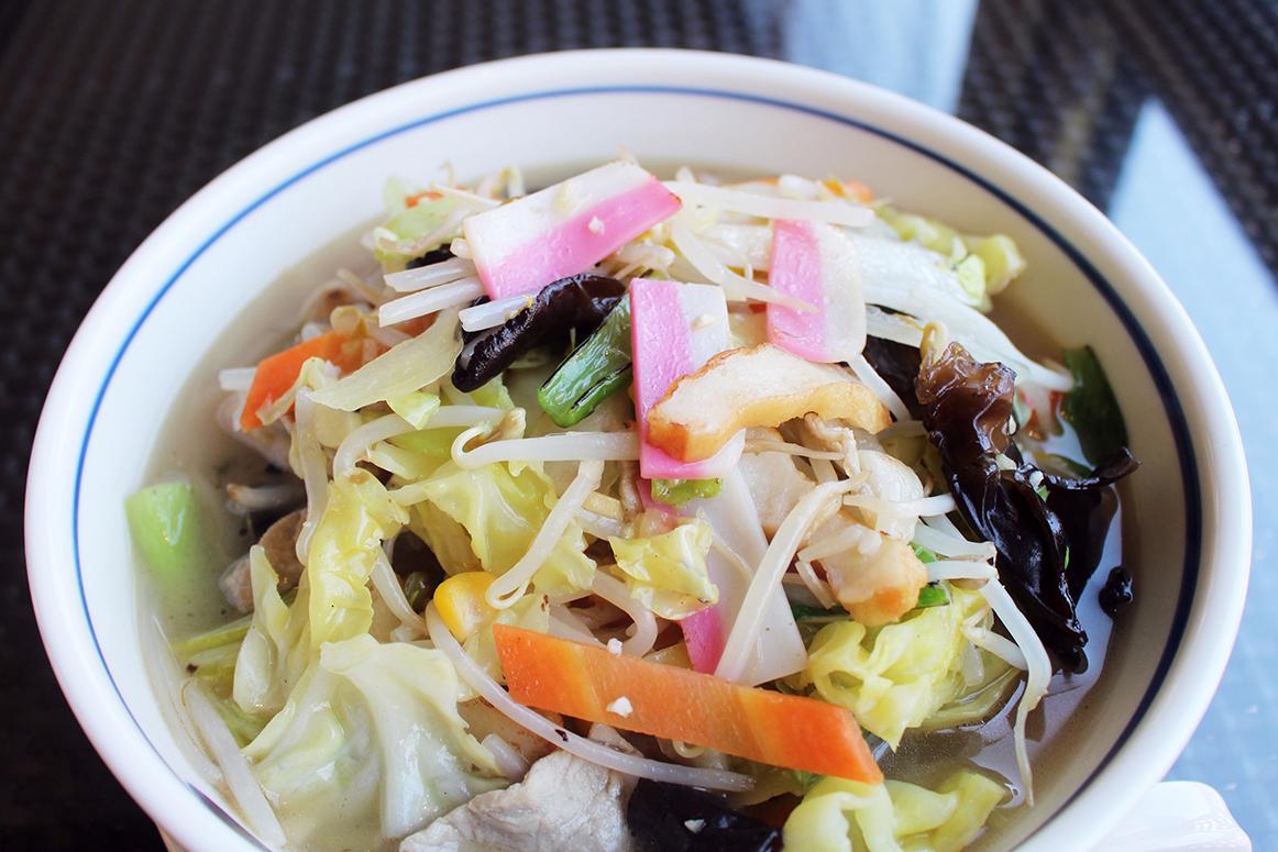 小谷流タン麺